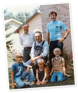 Pinske Family
