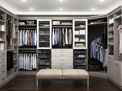 closet systems cabinetry