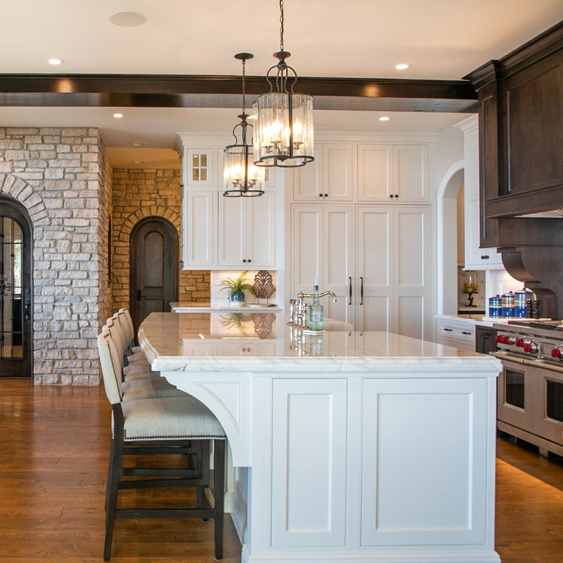 kitchen custom cabinets